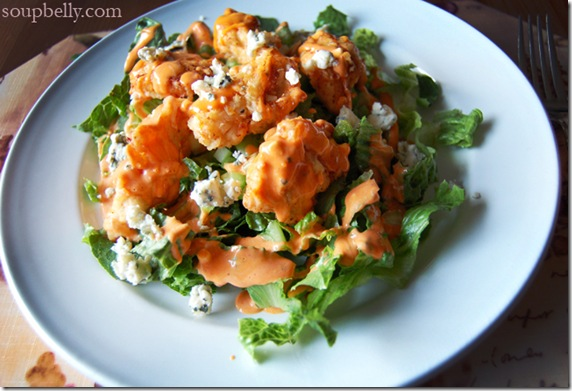 Buffalo Chicken Salad.