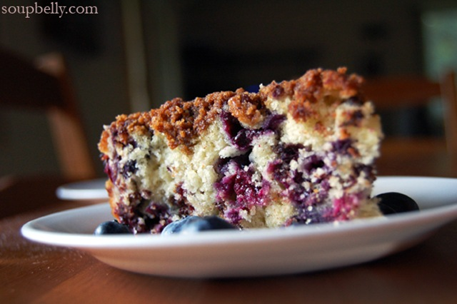 Blueberry Buckle!