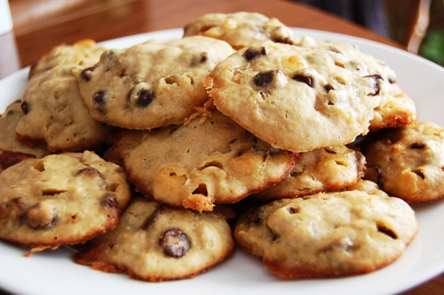 Recipe For Chocolate Chip Cookies Using  Cup Butter