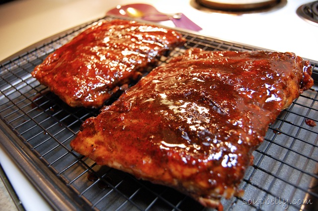 Easy pork rib recipe oven